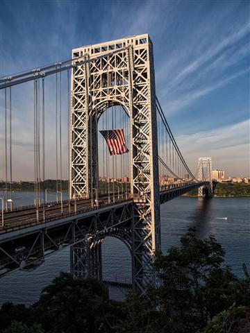 Bridge on the 4th of July