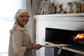 Baking Swedish hard-bread