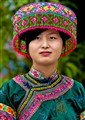Zhuang Girl