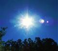 Sunlight Sun bright