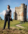 Donnington Castle Portrait