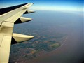 Blue Wing Plane