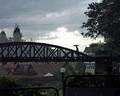 Rainy Day on the Bridge