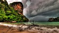 Railay Bay Storm