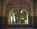 Windows of Alhambra