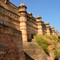 Gwalior Fort walll....