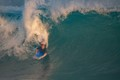 Boogie Boarder at the Wedge-8994