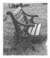 alone chair waiting