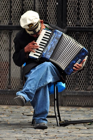 Old San Juan Accordion