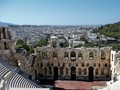 Athens From The Ruins
