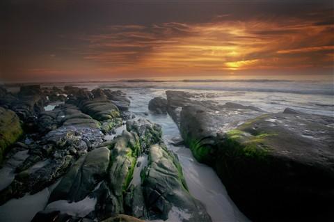 La Jolla Shoreline