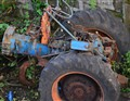 Junked Tractor