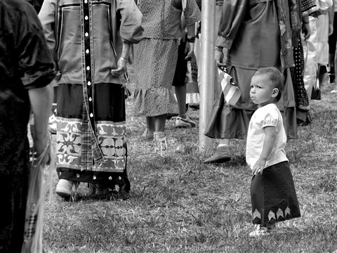 You're Not My Gramma-97th Annual Meskwaki Powwow