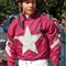 Jockey Jose L. Ortiz at Saratoga Race Track