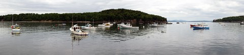Bar Harbor - Pano - 2012
