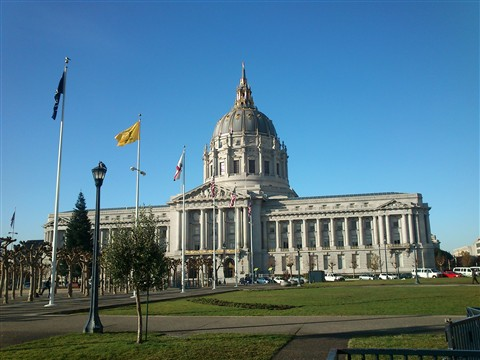 SFO City Hall