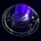 Cup of Purple light