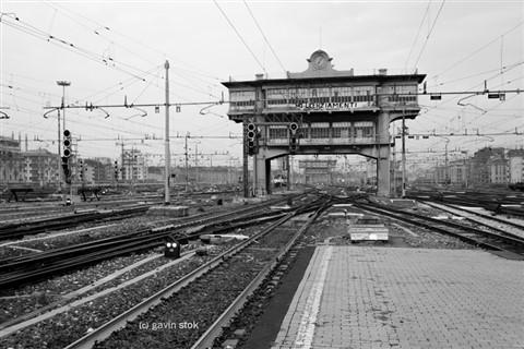 Milan: Railway