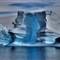 Sculpture in Ice: Iceberg, Antarctic Peninsula.
