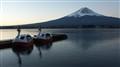 Fuji-san's Winter