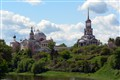 The ancient russian town of Torzhok