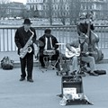 Jazz on Pont de Sully