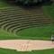 Randolf College Amphitheater & labyrinth