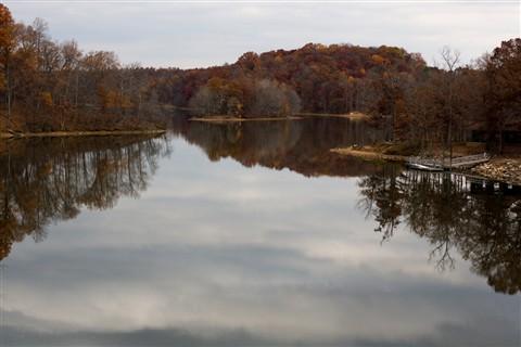 november lake