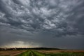 Storm approaching Cley Next the Sea, Norfolk
