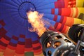 Balloon and Burner