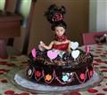Barbie's Cake