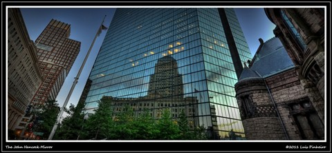 The John Hancock Mirror