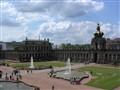 Zwinger/Dresden/Germany