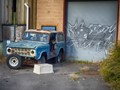 Much sought after Ford Bronco in a state of disrepair
