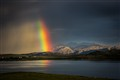Rainbow on Loch Ewe