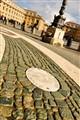 Piazza San Pietro Rome, Italy