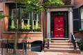 Red Door, Beacon Hill (Boston, MA, USA)