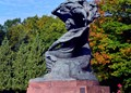 Frederic Chopin's Monument, Lazienki Garden, Warsaw, Poland