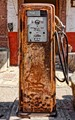 Mexican Gas Pump