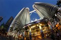 Petronas Twin Towers - pride of modern architectural design