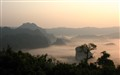 Morning Fog at Phu Lanka (Thailand)