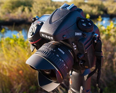 Sigma 15 f/2.8 Fisheye