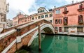 Lion Bridge (Ponte Lion) in Venice