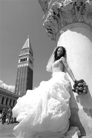 003 Campanile San Marco Wedding Italy