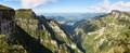 Mountainous region in southern Brazil