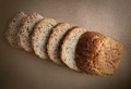 The beauty of fresh bread