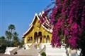 Temple, light, colour