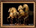 The Four Horses, St. Mark's Basilica, Venice, Italy