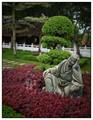 -The Arhat Garden-