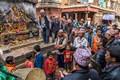 Ritual at Bhaktapur